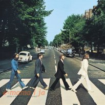 CLEMENTONI 289 EL.The Beatles Abbey Road