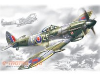 ICM Spitfire Mk.XVI WWII British Fighter