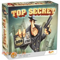 FOXGAMES Gra Top secret