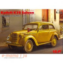 ICM Kadett K38 Saloon, WWII German Staff