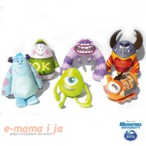 MONSTERS U Pluszaki Shake&Scare